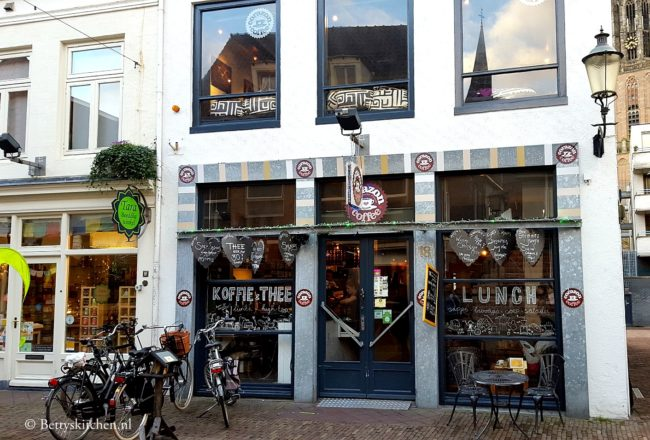 Coffee Corazon in Amersfoort