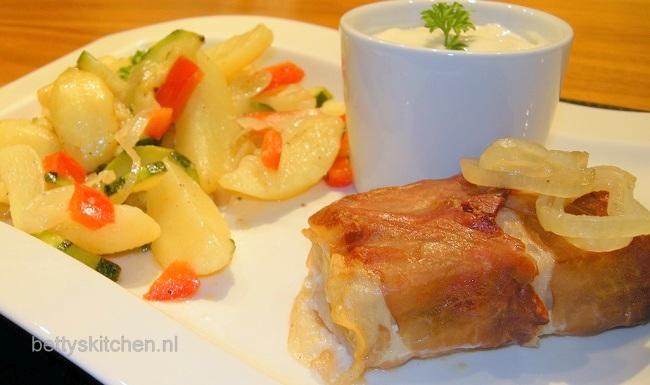 Recept: Fish 'n Chips  (uit de oven)