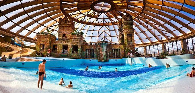 Reisblog Boedapest: Ramada Resort & Aquaworld