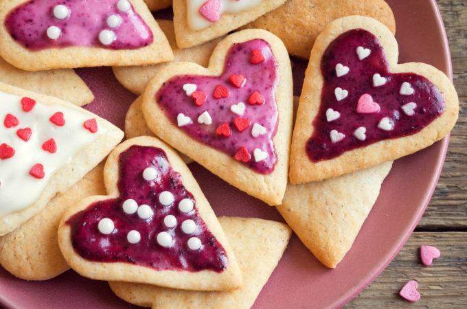 koekjes met glazuur