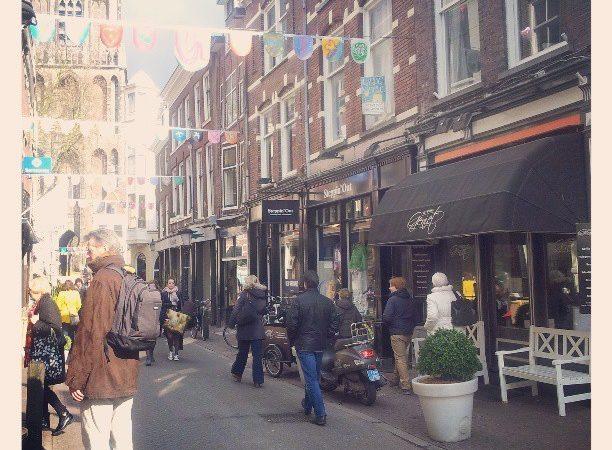 Eetwinkel Geniet in Utrecht