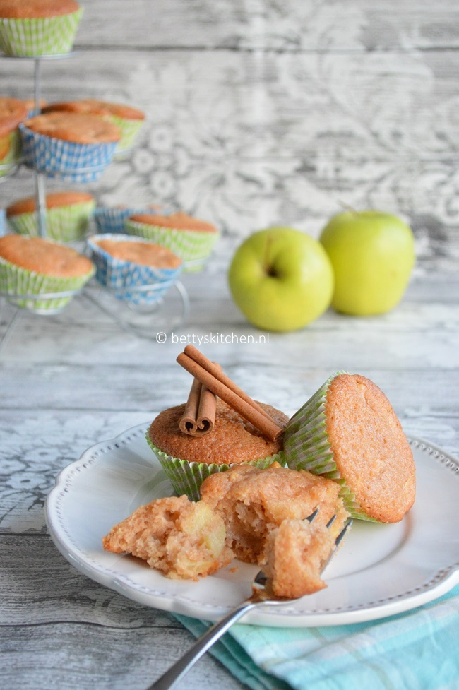 Appel Muffins 6-001