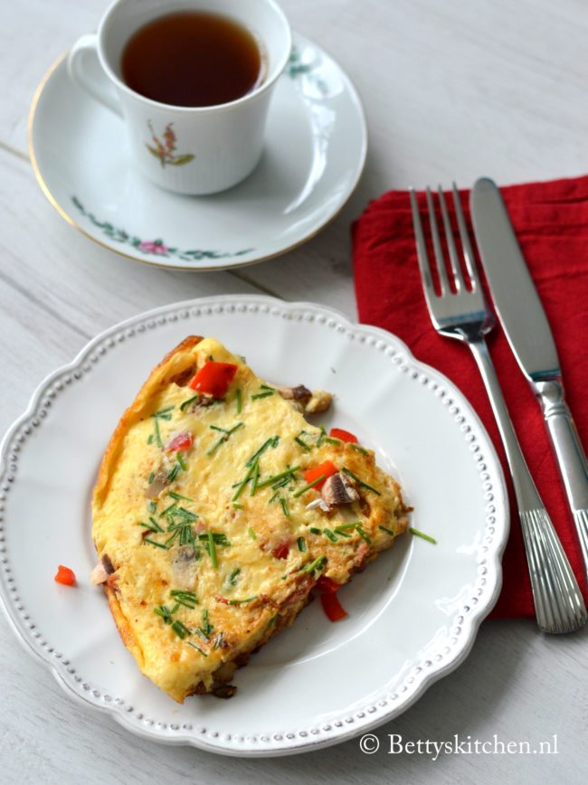 recept boerenomelet © bettyskitchen.nl