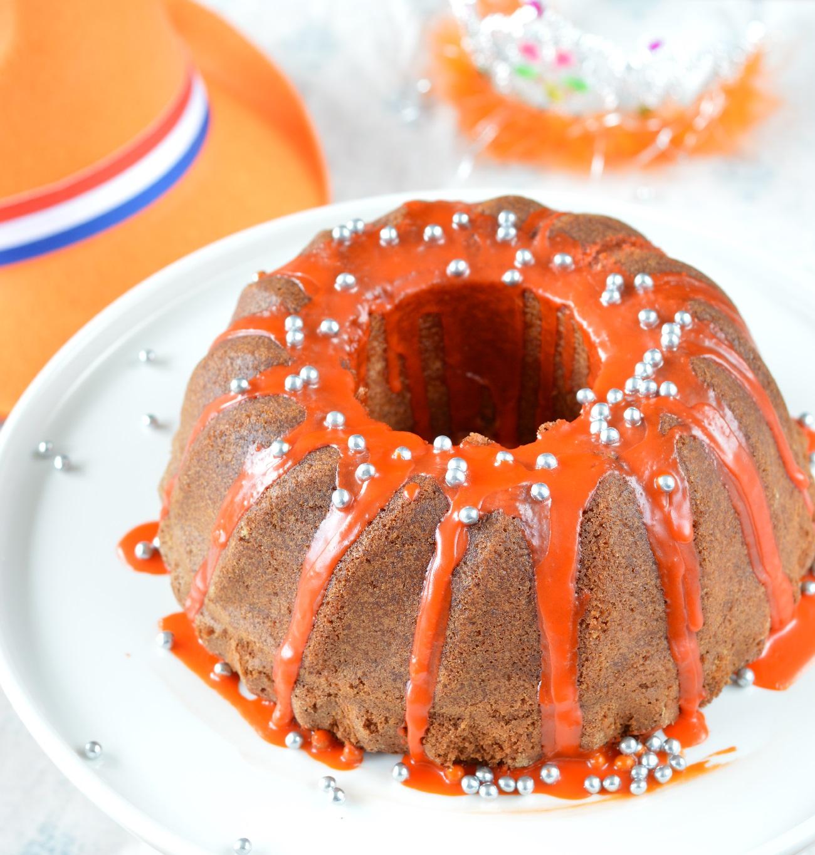 koningsdag recepten koninginne cake met amandel