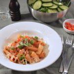 recept pasta all amatriciana © bettyskitchen