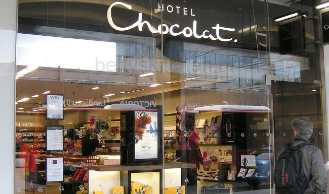 Hotel Chocolat (in Londen)