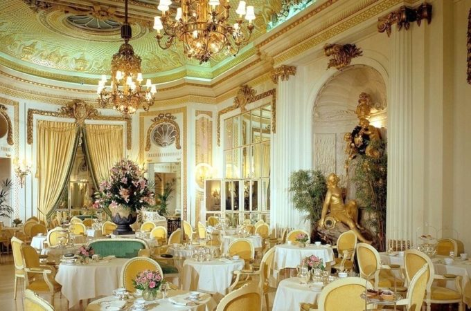 The Ritz Londen (Afternoon Tea)