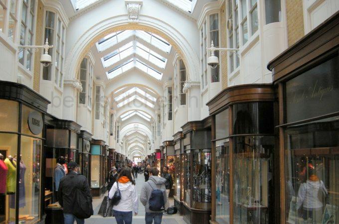Reisblog Londen: Tower Hill & West End
