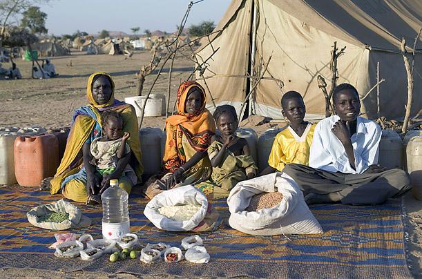 Eetcultuur in verschillende landen Chad