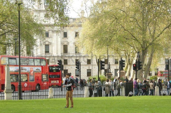Reisblog Londen: Westminster & The Docks