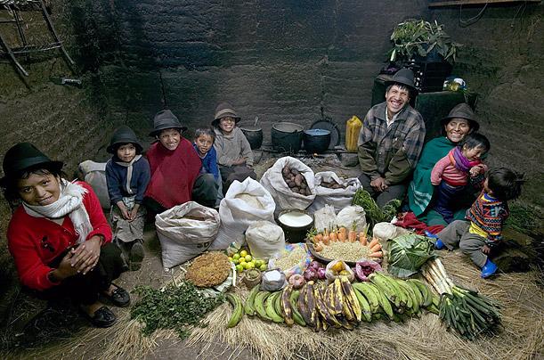 Eetcultuur in verschillende landen Equador