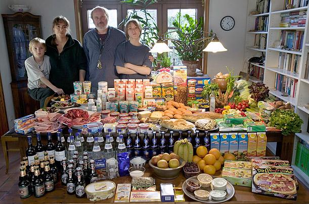 Eetcultuur in verschillende landen Germany