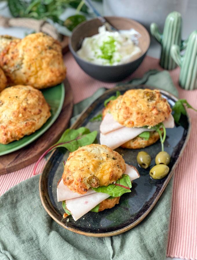 recept hartige scones met kaas © bettyskitchen.nl