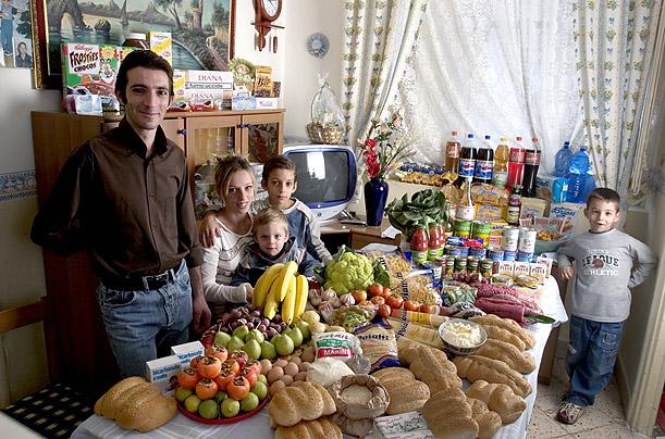 Eetcultuur in verschillende landen Italy