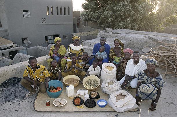 Eetcultuur in verschillende landen Mali