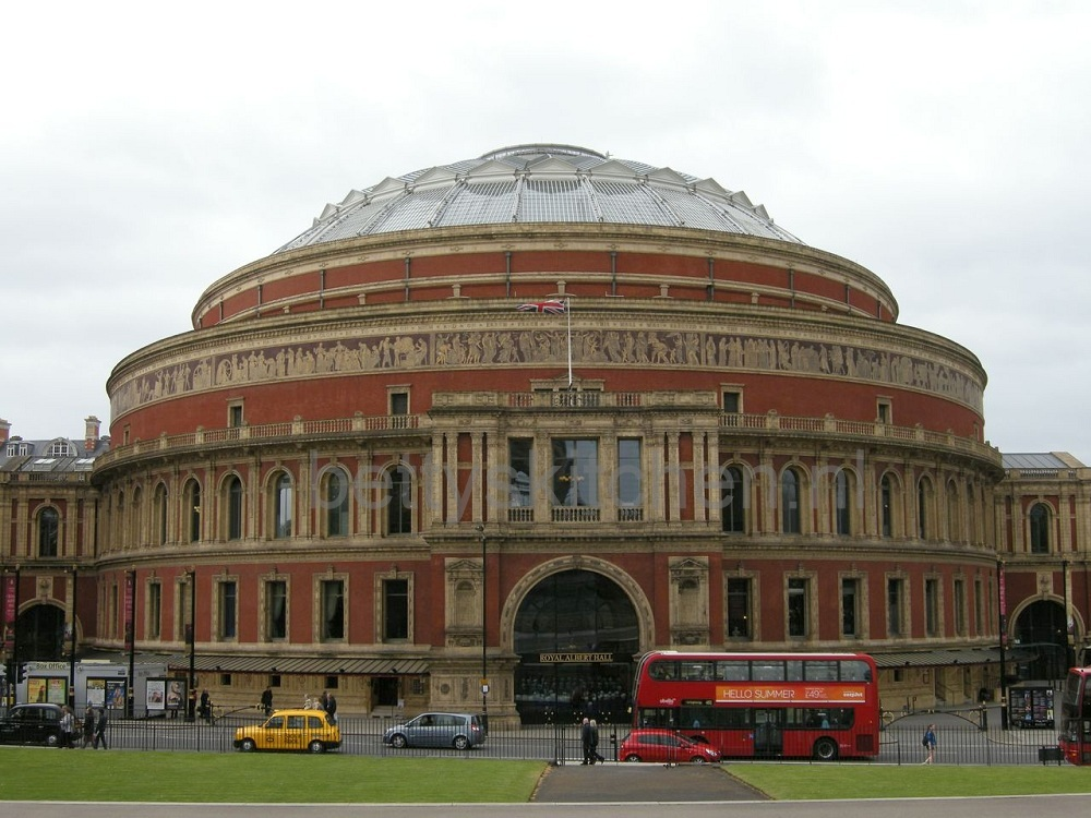 Royal Albert Hall-001