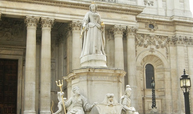 Reisblog Londen: Blackfriars & City