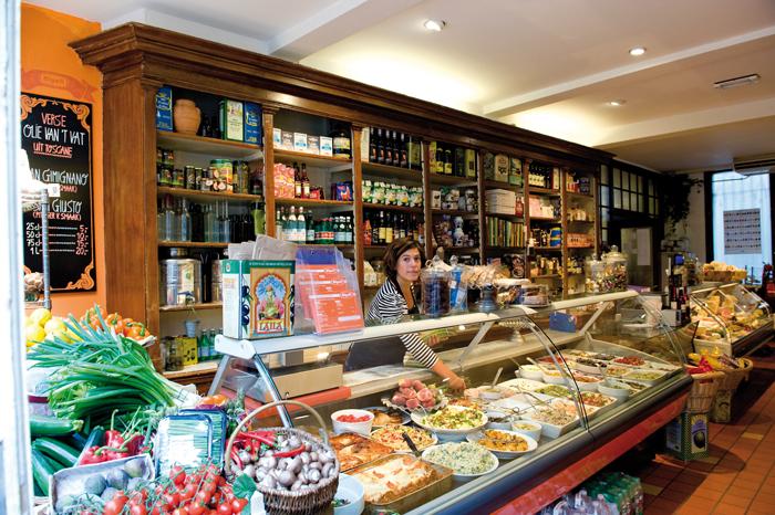 bigoli utrecht italiaanse delicatessen winkel