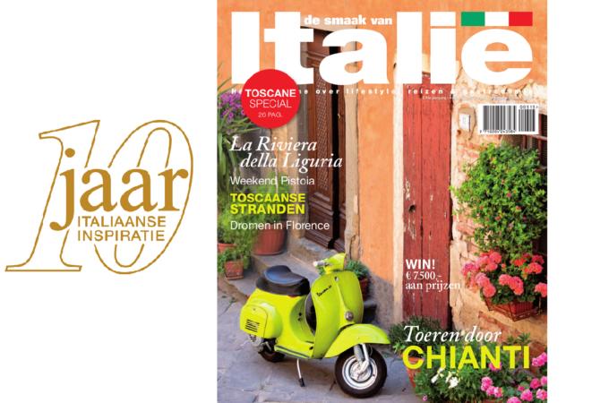 De Smaak van Italië magazine