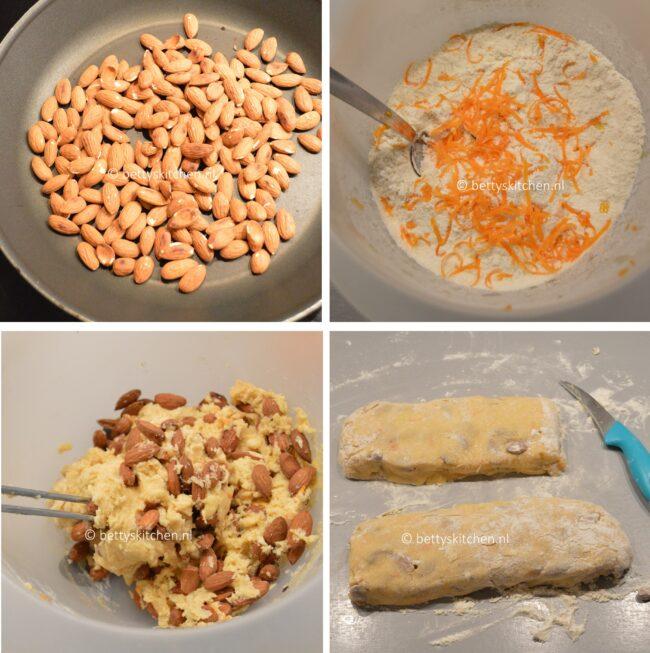 recept cantuccini koekjes maken © bettyskitchen