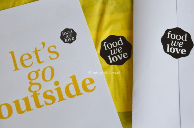 Filmpje: Unboxing FoodWeLove box Juli 2013