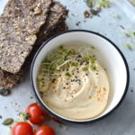 hummus kikkererwten dip recept betty's kitchen