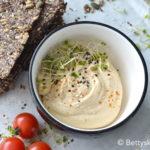 hummus kikkererwten dip recept betty's kitchen