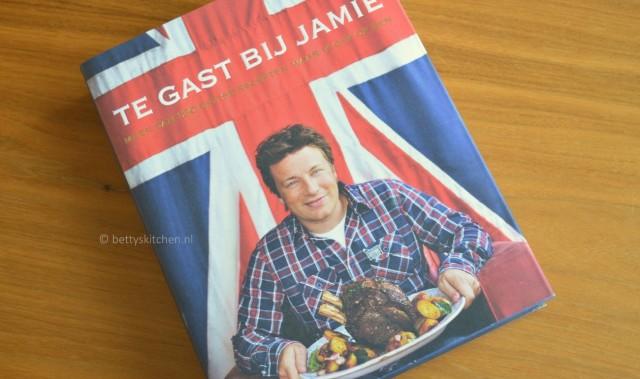 Te gast bij Jamie – van Jamie Oliver