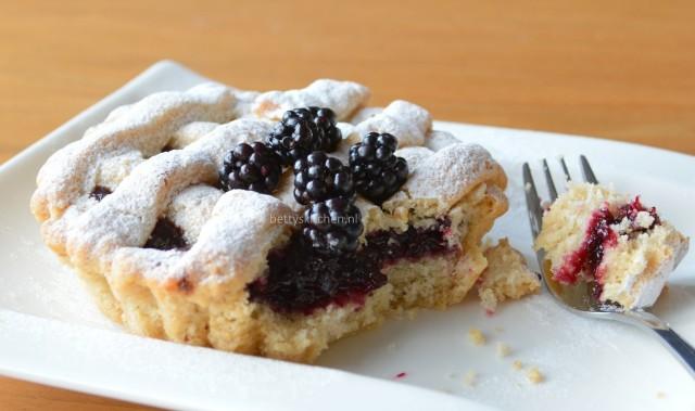 Italiaanse Jam taartjes