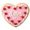 love heart cookie main foto Aand8 voor Eten in Utrecht