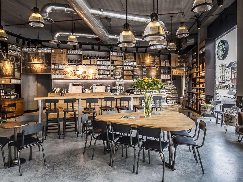 Starbucks in Utrecht