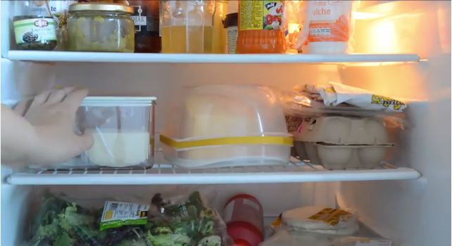 whats in my fridge