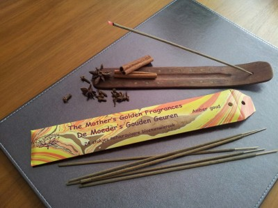 Amber Gold sticks