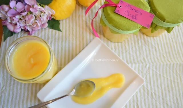 Lemon Curd maken