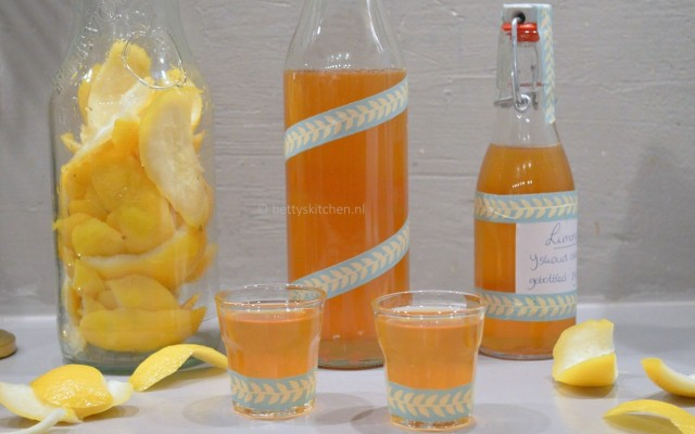 Limoncello (met vodka)