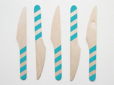 Dawanda zigzag knives