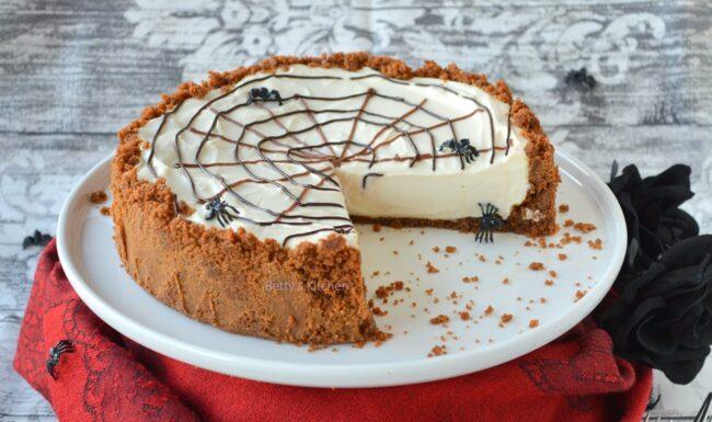 recept halloween cheesecake © bettyskitchen.nl