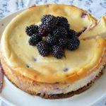 recept bramen cheesecake