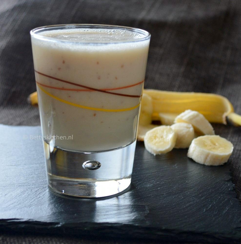 Skinny bananen shake 3-001