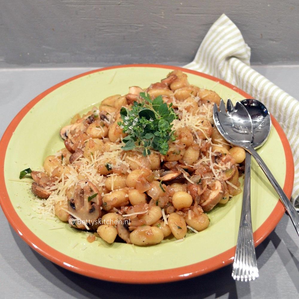 gnocchi met champignons 3-001