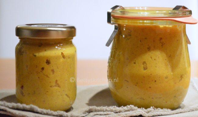 Pittige mosterd maken