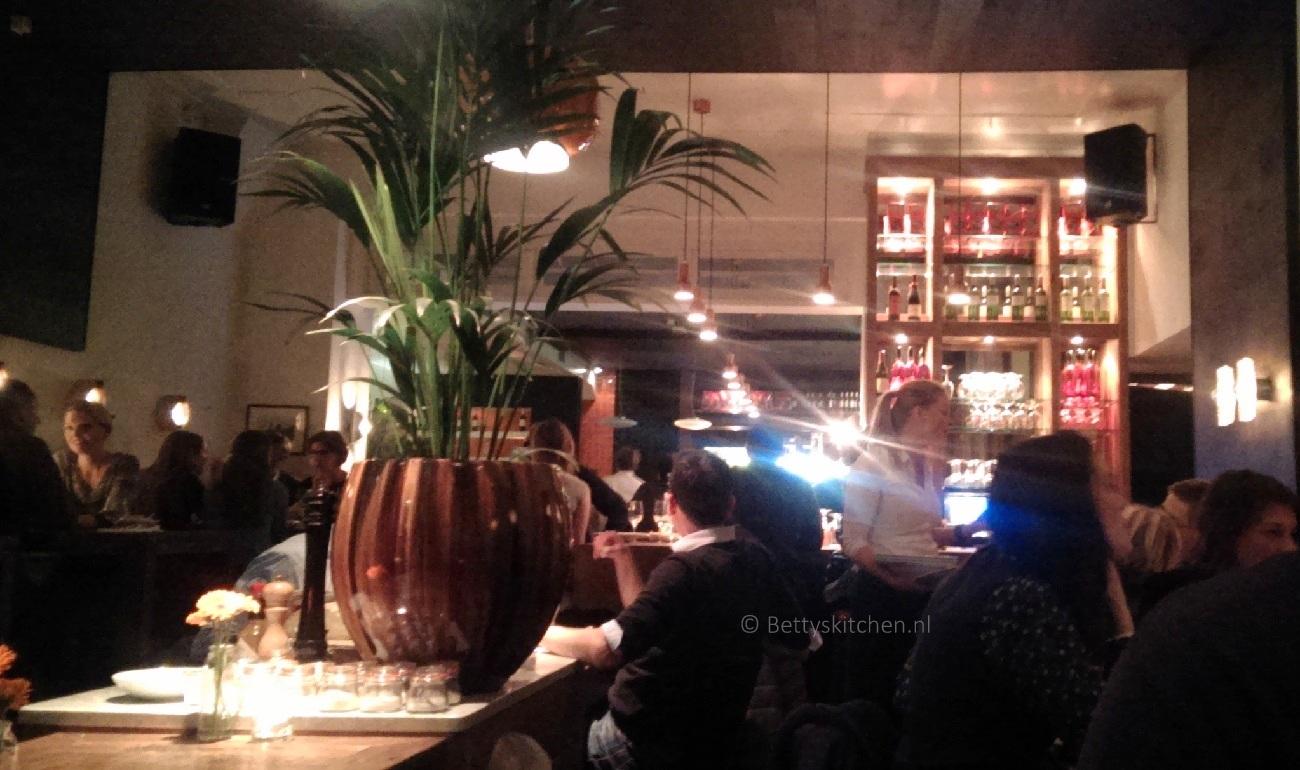 Madeleine Bar Bistro in Utrecht
