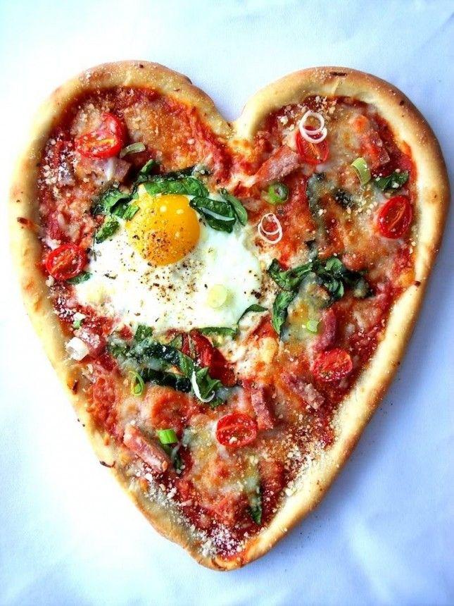 15x Recepten voor Valentijnsdag - recept pizzadeeg