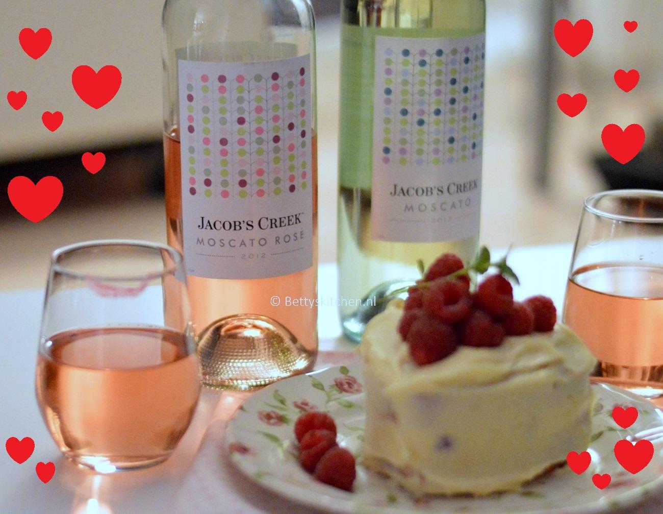 Jacob's Creek Moscato (Valentijn's wijn)