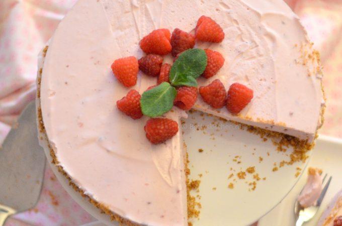 Optimel yoghurt Griekse stijl + Recept Yoghurt-taart