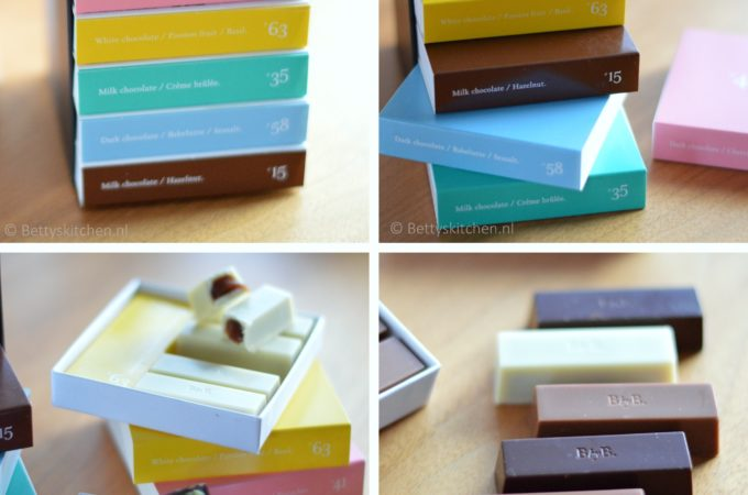 Haute Couture Chocolade van BbyB Chocolates