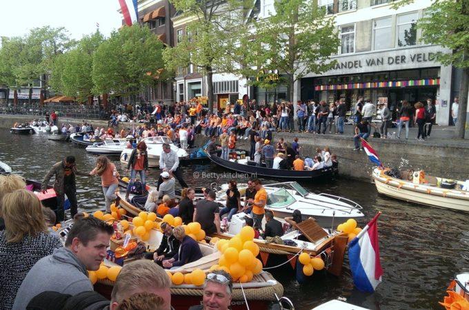 Plog: Koningsdag weekend in Leeuwarden