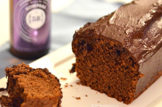 Chocolade Biercake voor échte mannen