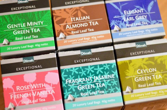 WIN: een Dilmah Exceptional Tea pakket