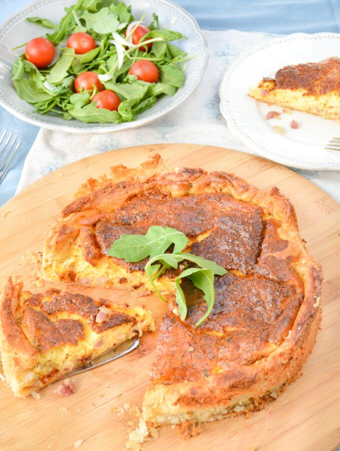 recept quiche lorraine © bettyskitchen